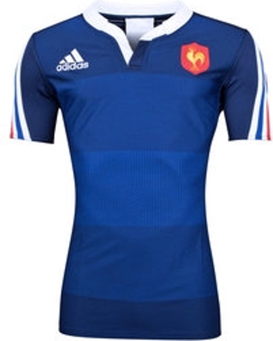 Rugby s 4 Xl Home Maat Shirt France S kZlwPiuTOX