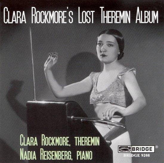 Clara Rockmore'S Lost  Theremi
