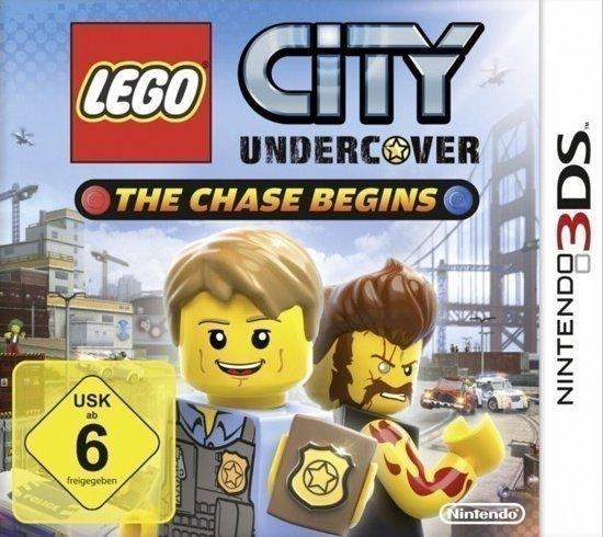Warner Bros LEGO City Undercover: The Chase Begins kopen