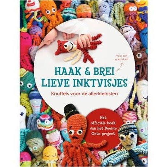 Bolcom Haak En Brei Lieve Inktvisjes 9789024579631 Boeken
