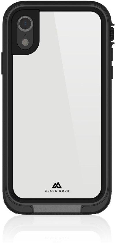 """Black Rock Cover """"360° Hero"""" voor de Apple iPhone Xr, Zwart"""