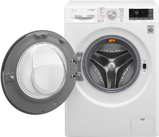 LG F4J8VS2W - Wasmachine