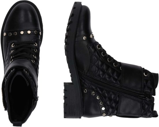 Guess Heather Dames Boots Zwart Maat 36