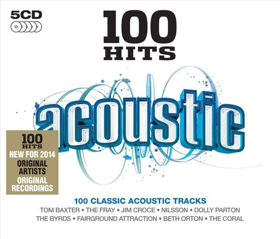 100 Hits - Acoustic