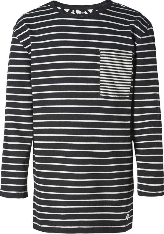 NOP Jongens T-shirt - Black - Maat 152