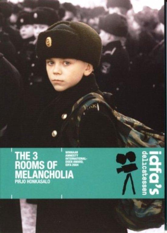Cover van de film '3 Rooms Of Melancholia'