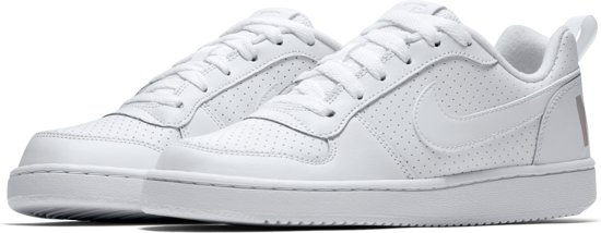 1ef050a7e3b Nike Court Borough Low 7 Sneakers Kinderen - Wit - Maat 38.5