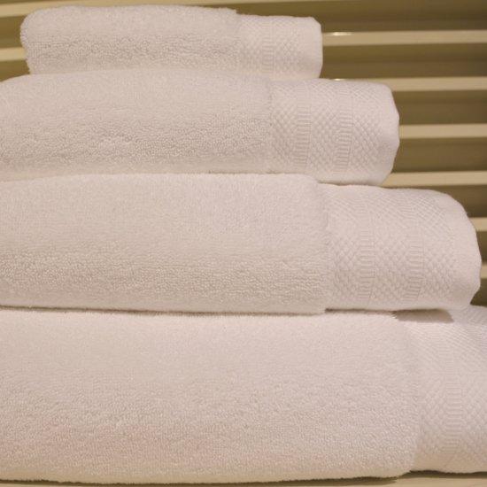 ARTG Towelzz® DeLuxe Gastenhanddoekset - 10 stuks - 40 x 60 cm - White