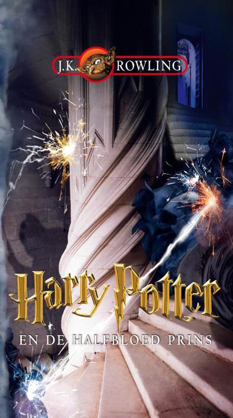 Harry Potter 6 Harry Potter en de halfbloed Prins