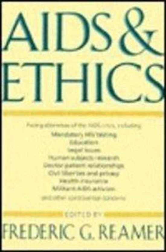 AIDS and Ethics
