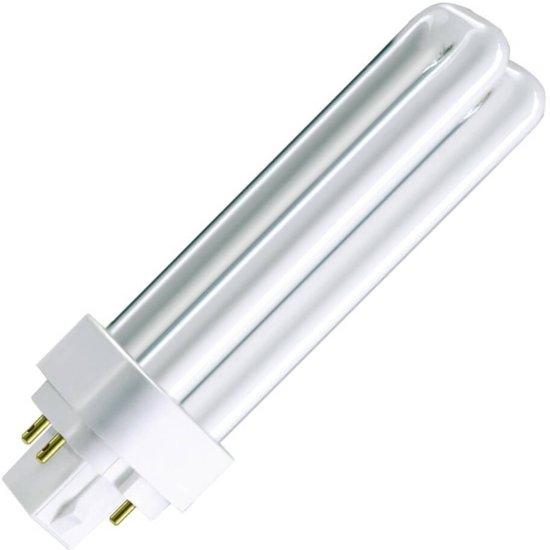 Sylvania 0025918 18W G24q-2 A fluorescente lamp