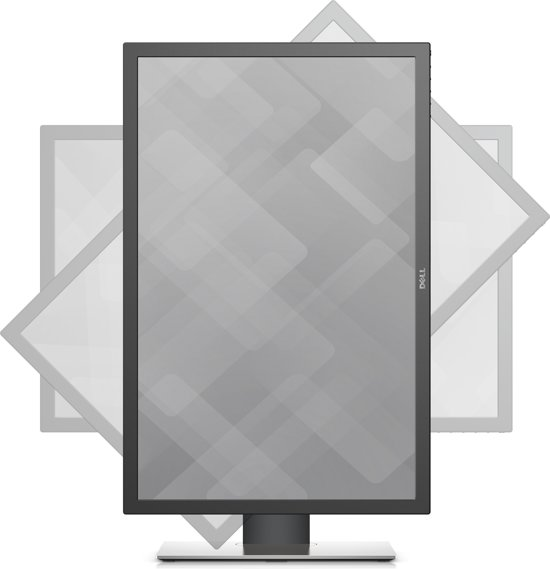 DELL UltraSharp UP3017 30'' Wide Quad HD LED Flat Zwart computer monitor