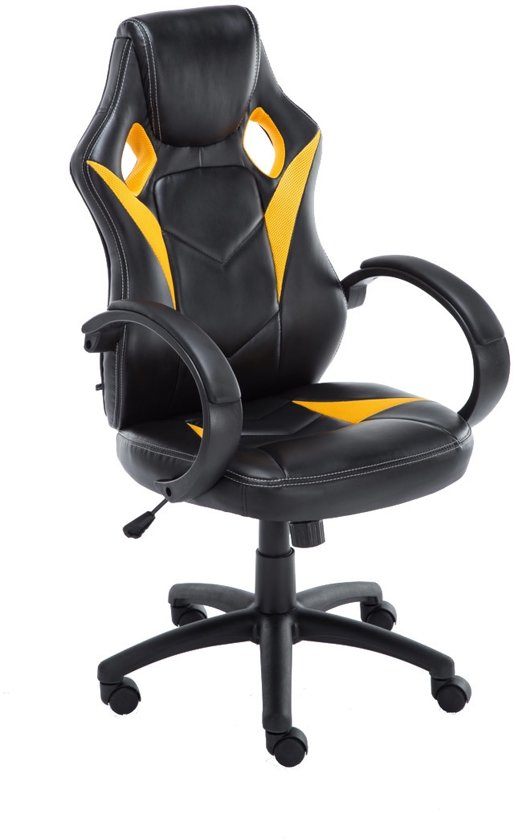 Bureaustoel 30 Euro.Bol Com Clp Racing Bureaustoel Magnus Sport Seat Racer Gaming