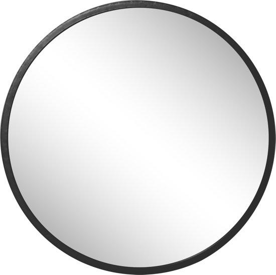 Ronde Spiegels Aanbiedingen.Bol Com Riverdale Amaro Spiegel Rond 90cm Zwart