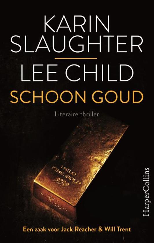 Boekomslag voor Schoon goud