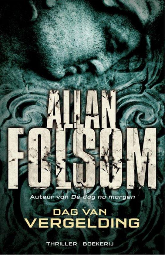 Boek cover Dag van de vergelding van Allan Folsom (Paperback)