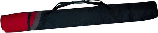 Staz Skihoes - Poly I Design - 140cm - Black/ Red
