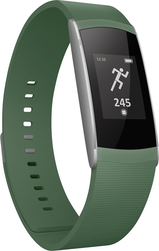 Wiko WiMate - Activity tracker - Khaki Groen