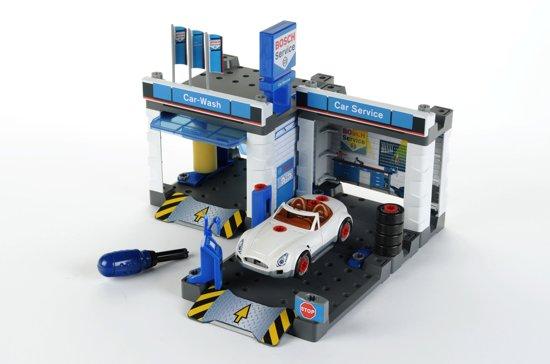 Bosch autogarage met wasstraat theo klein for Garage bosch lambersart