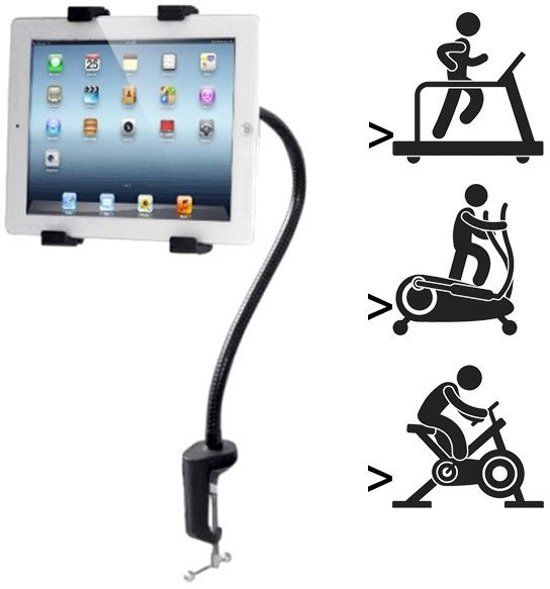 """Focus Fitness - Tablet houder (iPad 1, 2, 3, 4 en Android)"""