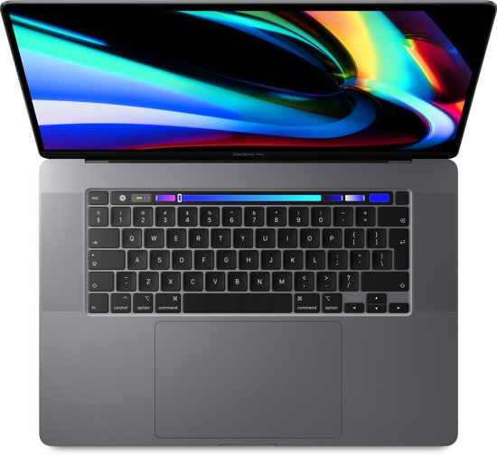 Apple Macbook Pro (2019) Touch Bar MVVJ2N/A - 16 inch - 512 GB - Spacegrijs