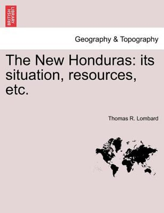The New Honduras