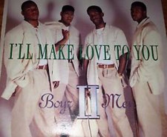 Bolcom Ill Make Love To You Boyz Ii Men Muziek