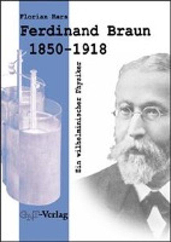 Ferdinand Braun (1850-1918)