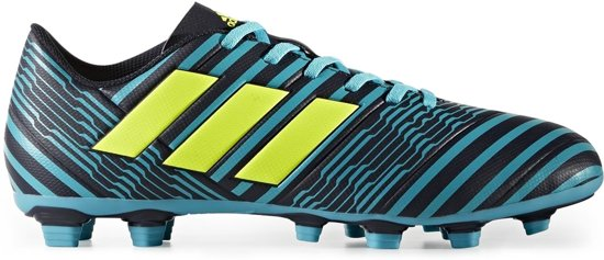 Adidas - Nemeziz 17,4 Football Fxg - Unisexe - Chaussures - Noir - 44 2/3