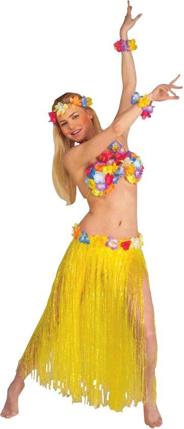Hawaïaanse set voor volwassenen - Verkleedkleding