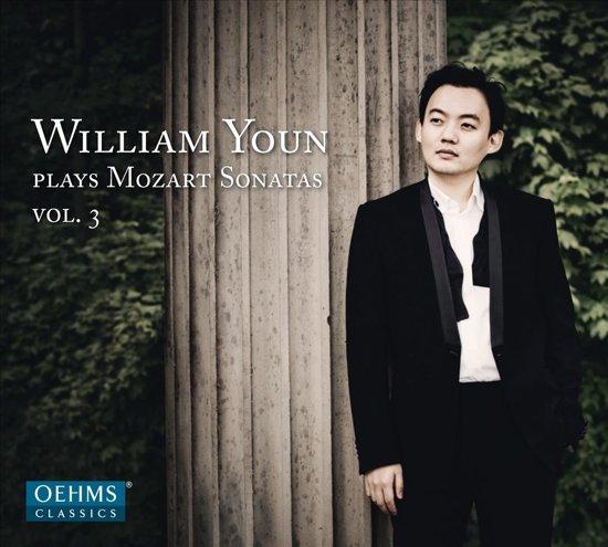 William Youn Plays Mozart Sonatas
