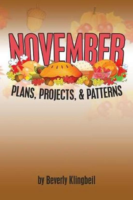 November Plans, Projects, & Patterns
