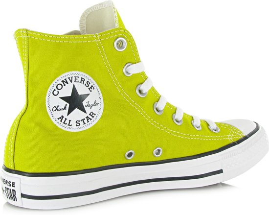 Gele As Converse Sneakers Taylor Hi Chuck TqT6gwx4
