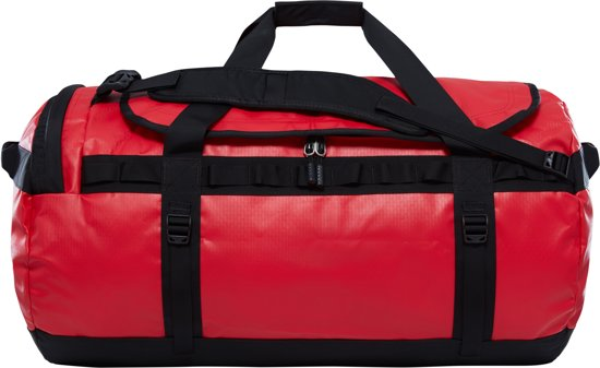The North Face Base Camp Duffel Reistas L - 95 L - TNF Red / TNF