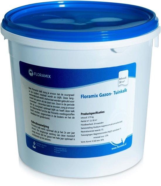 Floramix Kalk  - TUIN en GAZON - voor 30m²
