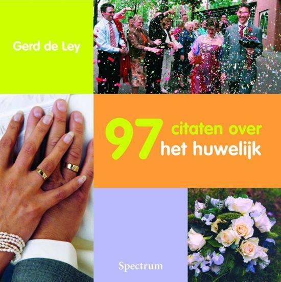Citaten Over Huwelijk : Bol.com 97 citaten over het huwelijk g. de ley 9789027427342