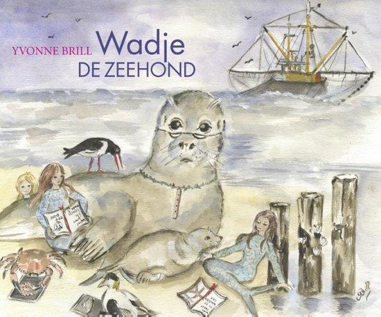 Wadje de zeehond/der Seehund