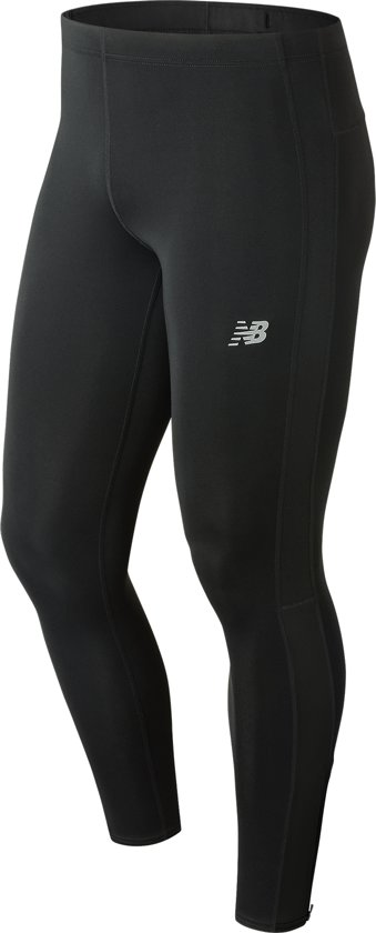 New Balance Accelerate Tight Sportbroek Heren - Black