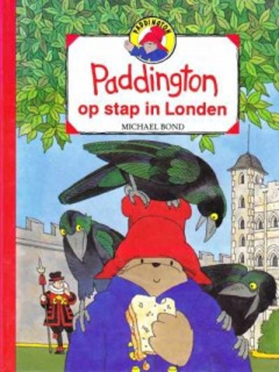 Paddington op stap in Londen