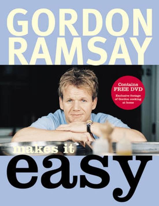 Makes it Easy avec 1 DVD - Gordon Ramsay