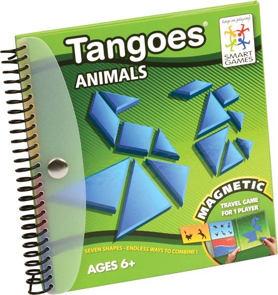 Afbeelding van het spel Magnetic Travel Tangoes - Animals