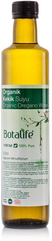 Foto van Botalife - Oregano Water 500 ml -100% natuurlijk & Speciale ECO CERT