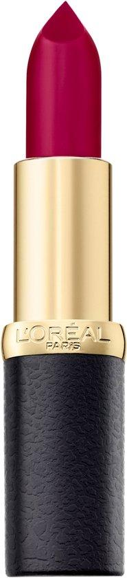 L'Oréal Paris Color Riche Matte Lippenstift - 463 Plum Tuxedo