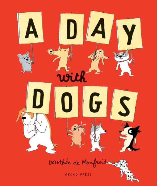 Afbeelding van A Day with Dogs