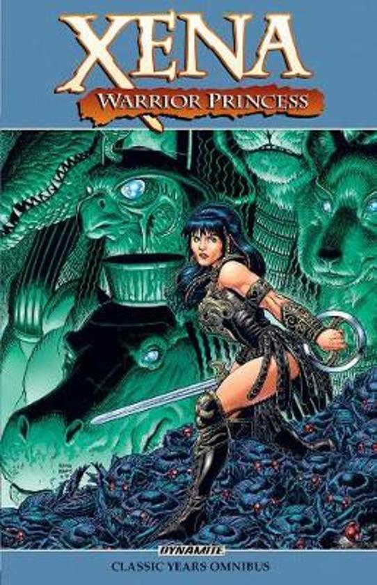 Boek Cover Xena Warrior Princess Van John Wagner Paperback
