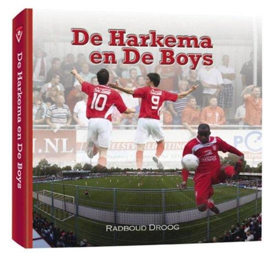 Cover van het boek 'Harkema en De Boys' van R. Droog