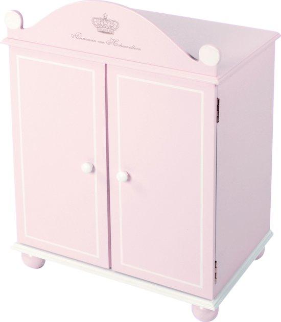 Bolcom Houten Poppenkast Roze Speelgoed