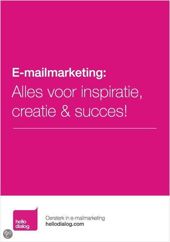 E-mailmarketing: Alles voor inspiratie, creatie & succes!