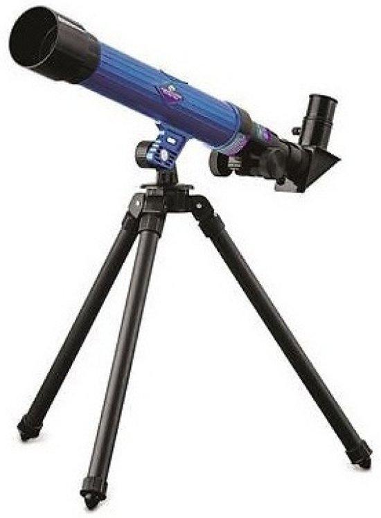 Afbeelding van het spel Toyrific Telescoop 19 X 50 X 7.5 Cm Blauw/ Zwart