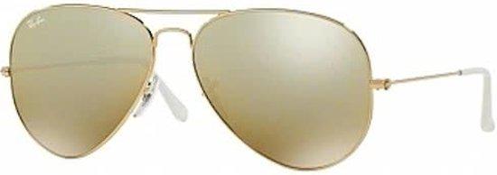 5345bc2b8a16cb Ray-Ban RB3025 001 3K - Aviator (Gradiënt) - zonnebril - Goud